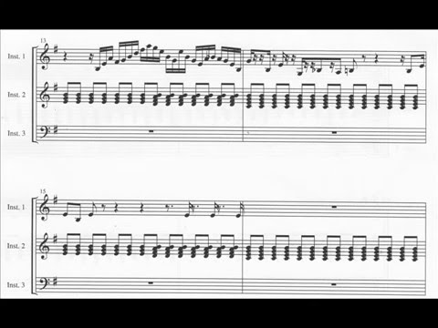Hungry Ghost (Live) Transcribed - Brad Mehldau & Mark Guiliana