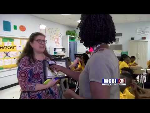 Educator of the Week Aliceville Middle School Tease