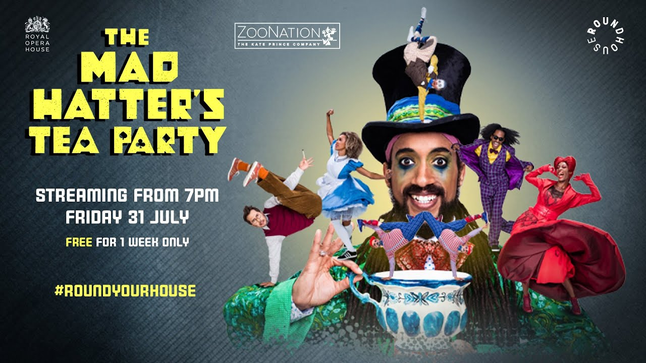Zoonation S The Mad Hatter S Tea Party Stream Trailer Youtube