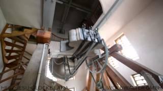 Wolf Walter GmbH - Herz Jesu Glocke in Lana (05.09.2014)