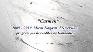 Mirai Nagasu [2009-2010 FS]