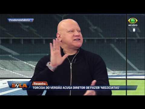 Vai Estourar No Cuca, Diz Ronaldo Sobre O Verdão