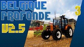 Farming Simulator 15 Belgique Profonde v2.5 à l