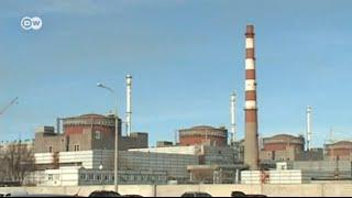 Авария на Запорожской АЭС на Украине(На Запорожской АЭС, на юго-востоке Украины, произошел инцидент. В системе выдачи электроэнергии в одном..., 2014-12-03T17:45:23.000Z)