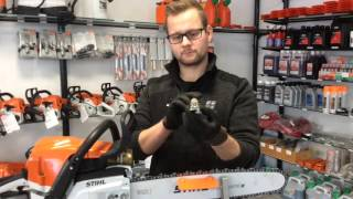kette und tiefenbegrenzer mit dem stihl feilenhalter 2 in 1 sch rfen by stihl deutschland. Black Bedroom Furniture Sets. Home Design Ideas