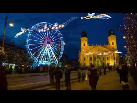 Debrecen Eye timelapse
