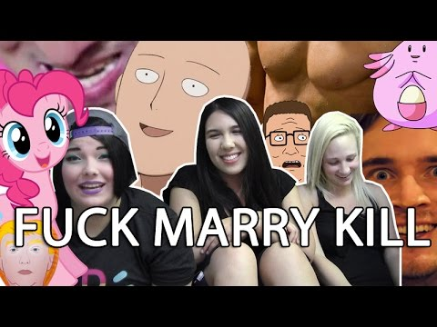 fuck marry or kill game