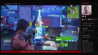 Tyrone Magnus GETTIN GUD at FORTNITE #1!!!