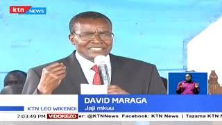 Jaji Mkuu David Maranga amewaahidi wafungwa kupunguza msongamano