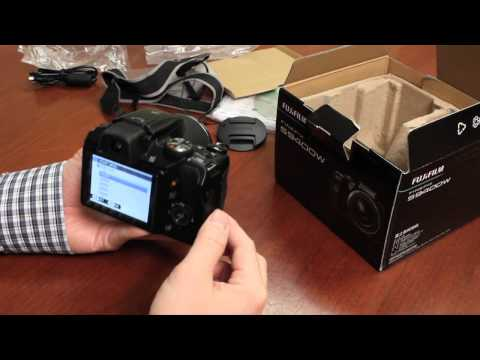 Fuji Guys - FinePix S9400W S9200 - Unboxing & Getting Started