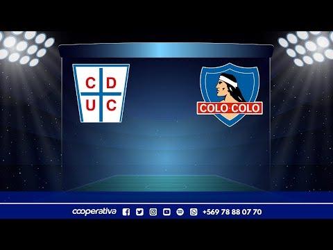 Copa Chile Escucha En Vivo Universidad Católica Vs Colo