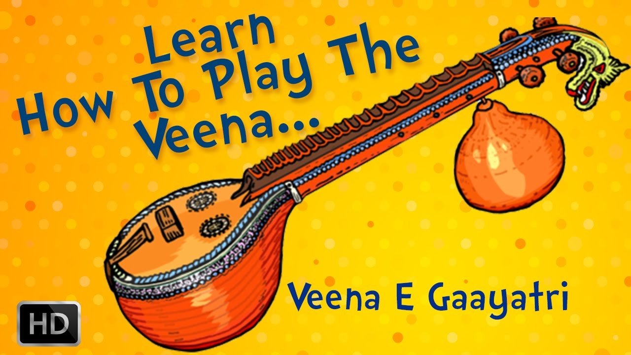 Veena Basic Exercises by E.Gaayatri