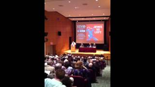 Mitchell Cohen at YIVO Jews and the Left (CLIP 3)