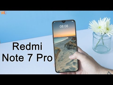 Redmi Note 7 Pro Release Date, Price, Features, First Look, Specification, Camera, Launch, Concept