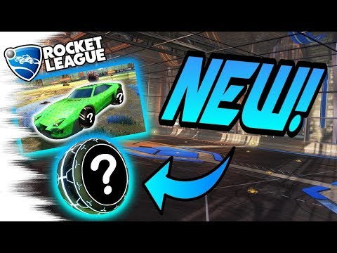 Rocket League Trading: NEW CRATE ITEMS LEAKED! - Exotic Wheels, Import Car, Toppers (Update) thumbnail
