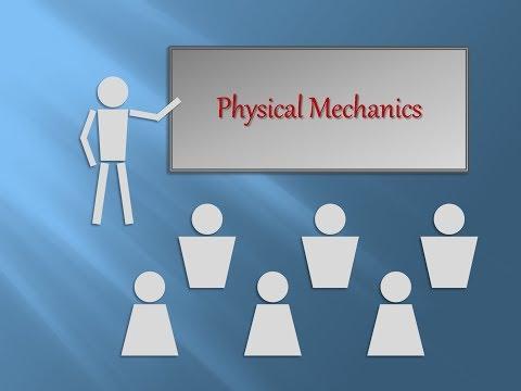 Physical Mechanics tutorial _1, get better grade in exam.