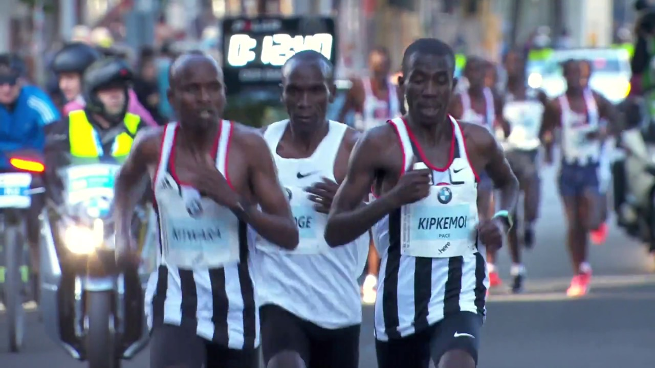 News World record Kipchoge