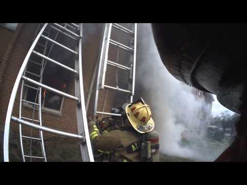 Company 8-C Ladder Rescue Fairfax County Fire