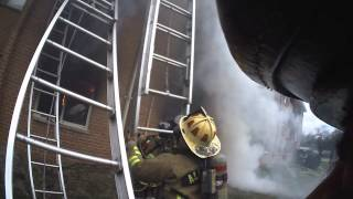 Company 8-C Ladder Rescue Fairfax County Fire