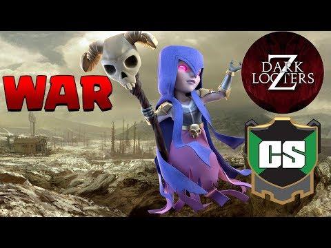 BEST ATTACKS EVER!  Cold September vs Dark Looters Z | CWL Invite LIVE STREAM | Clash of Clans