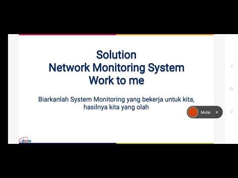 Biarkan Network Monitoring bekerja untuk Anda