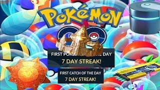 Item de Evolução Garantido! Nova Atualização Pokémon GO 0.59.1