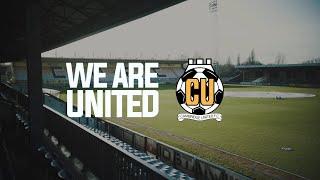We Are United - Cambridge United Season Ticket Campaign