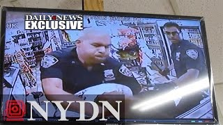 exclusive nypd cops beat brooklyn man during arrest