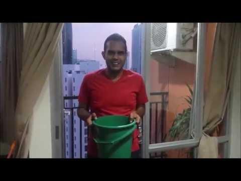 James Pinto Ice Bucket Challenge