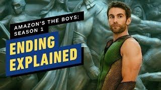 Amazon's The Boys: Season 1 Ending Explained