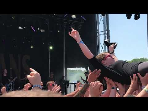 We Came As Romans - Wasted Age @ Rock on the Range (May 20, 2018)
