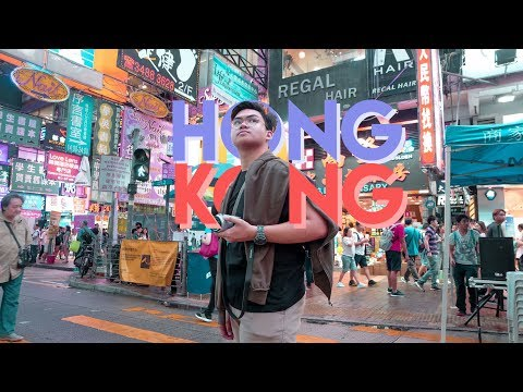 NABAWALAN AKO MAG-VLOG SA AIRPORT + HongKong Night Market | #AdBENCHtures