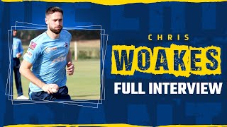 Chris Woakes | Full Interview | IPL 2021