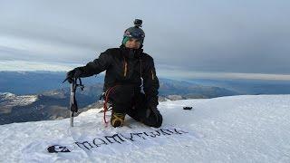 Ascension en solo du Mont-Blanc 2016 (Full Goûter route)