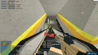 ROBLOX-Phantom Forces- (Honey Badger)