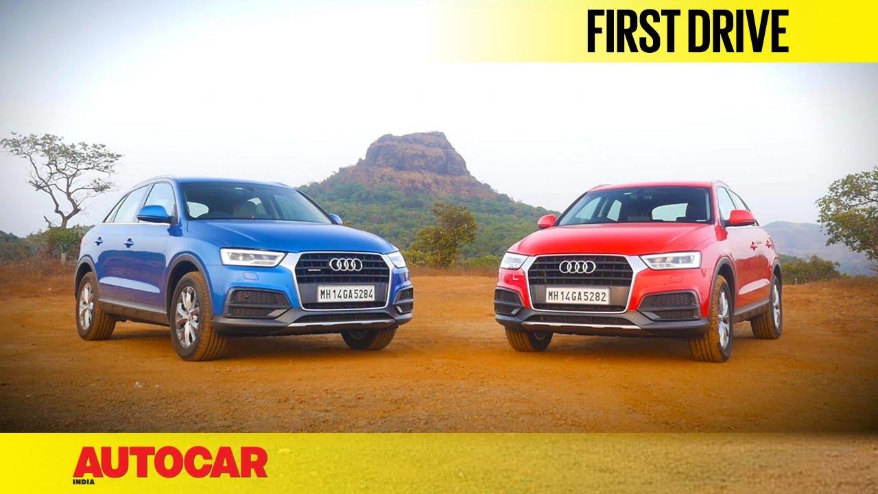 Audi Q Facelift First Drive Autocar India YouTube - Audi autocar