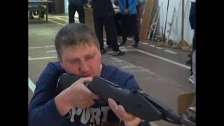 Стрельба из электронного оружия в зачёт Спартакиады 24 03 2019г