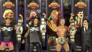 WWE Hall Of Champions Series #3 - Unboxing