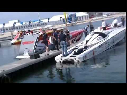 Poole, UK - Richard Carr: 2008 P1 Powerboats Season Review of the Evolution Class