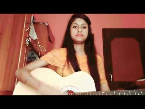 Dilbaro || Raazi || Harshdeep Kaur , vibha Saraf & Shankar Mahadevan || Guitar cover | Deblina Dutta