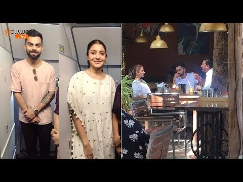 MUST WATCH!! Virat Kohli & Anushka Sharma Are Coming Back From GOA VACATION Before World Cup 2019 Mp3