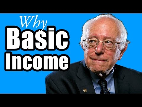 Why Berniecrats should support Basic Income (10 Reasons)