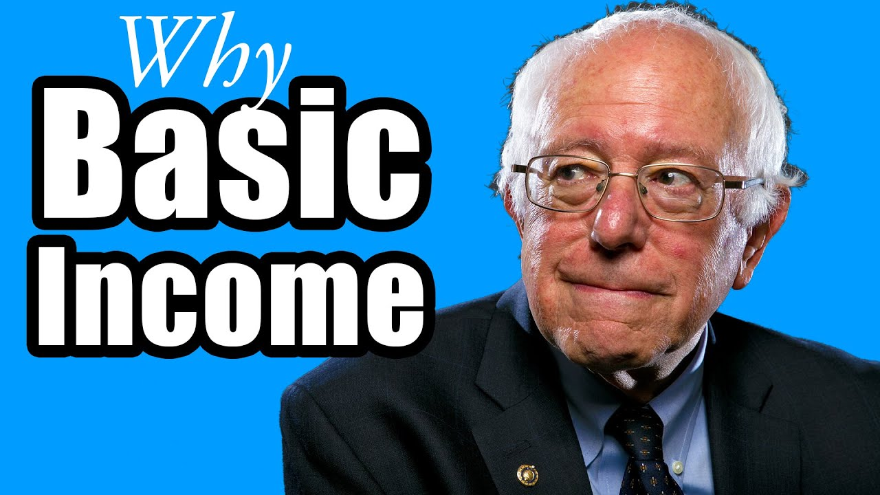 Why Bernie Sanders should support Basic Income (10 Reasons ...