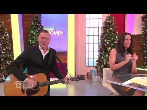 Bryan Adams Serenades Andrea | Loose Women