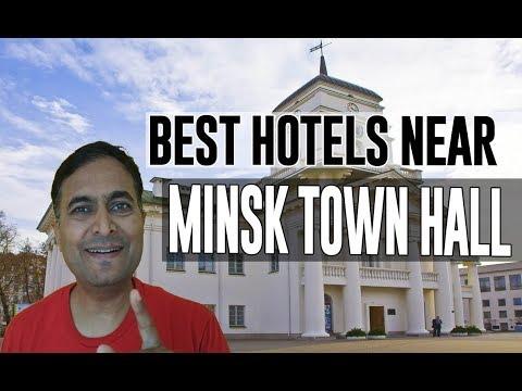 Best Hotel   Accommodation near Minsk Town Hall, Minsk