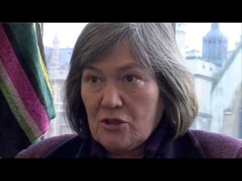 TALKWORKS FILMS 2009—CLARE SHORT TALKING HARD ABOUT THE POLITICS OF NUCLEAR DISARMAMENT