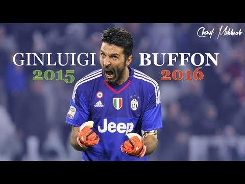 Gianluigi Buffon 2015-2016