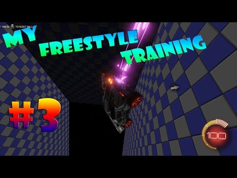 Obstacle course Freestyling!