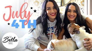 HAPPY 4th of JULY from Nikki and Brie!