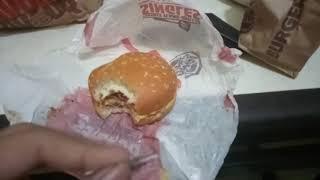 Burger King BK Cheeseburger So Perfect Beef (100% Beef)